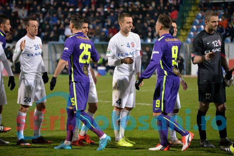 Petrolul Ploiesti - FC Botosani 0-4 - FINAL