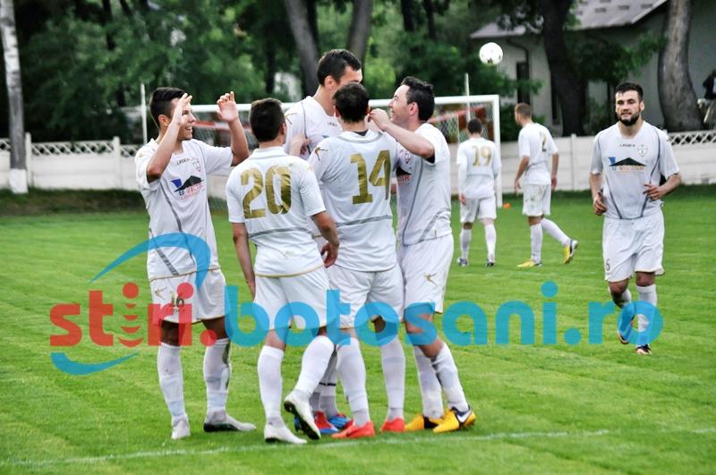 Petrotub Roman, invinsa la Pascani! FCM Dorohoi are nevoie de cel putin un egal pentru a fi in Liga a II-a!