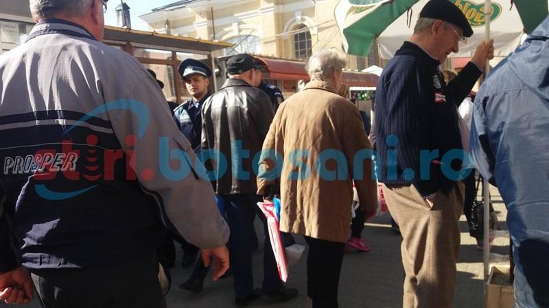 Piața Mare, raiul infractorilor: Poliția Locală arată către Poliția Economică. Cei din urmă denunță alte probleme!