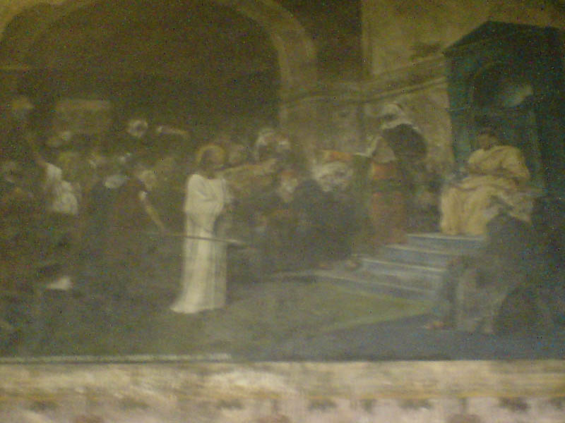 Pictura bisericeasca, intre arta religioasa si kitsch