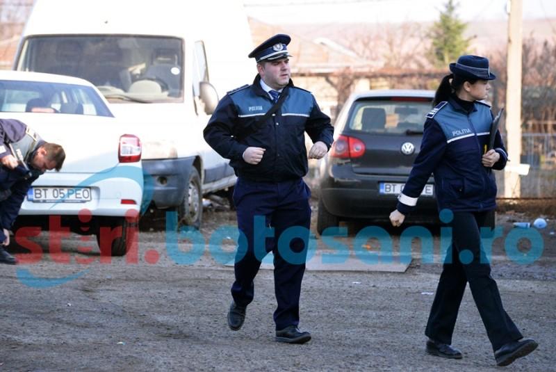 Controale ale polițiștilor botoșăneni la agenți economici, finalizate cu amenzi!