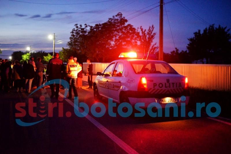 Pieton în comă, după ce a fost lovit de o mașină condusă de un șofer băut!