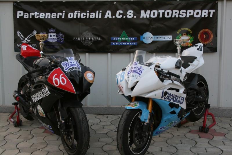 Pilotii de la A.C.S. Motorsport se pregatesc pentru prima etapa Dunlop Romanian Superbike 2013
