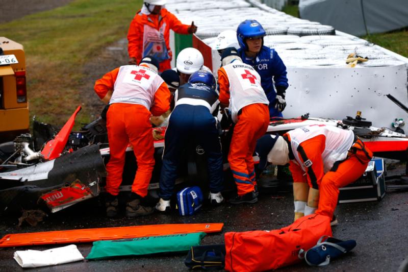 Pilotul de Formula 1, Jules Bianchi, a murit la 9 luni de la accidentul de pe circuitul din Japonia - VIDEO cu momentul impactului