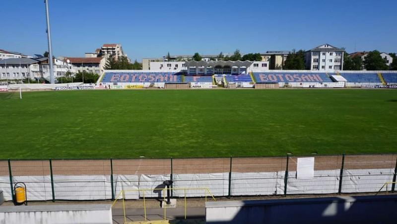 Pista de alergare a Stadionului Municipal se redeschide