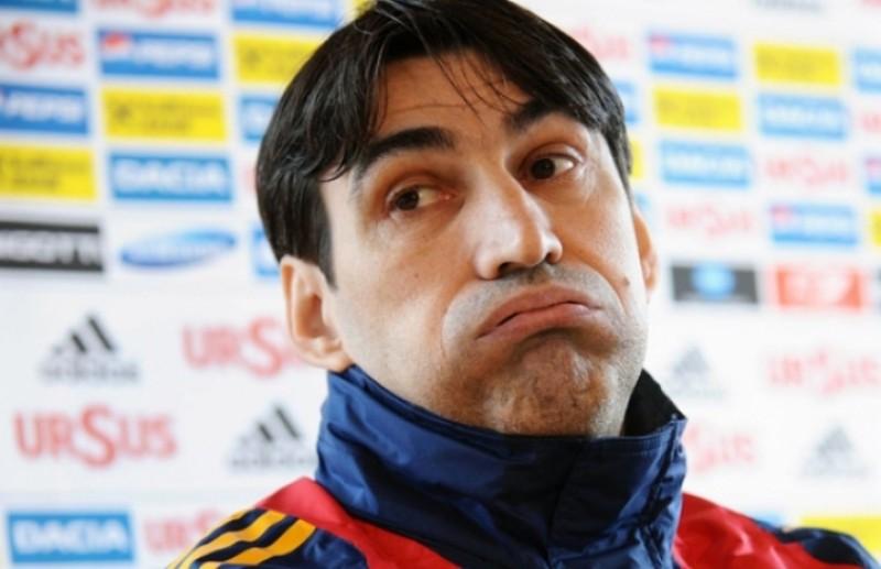 """Pițurcă nu-și reproșează nimic: """"O echipă competitivă are nevoie de material uman. Grecia a fost mai bună!"""""""