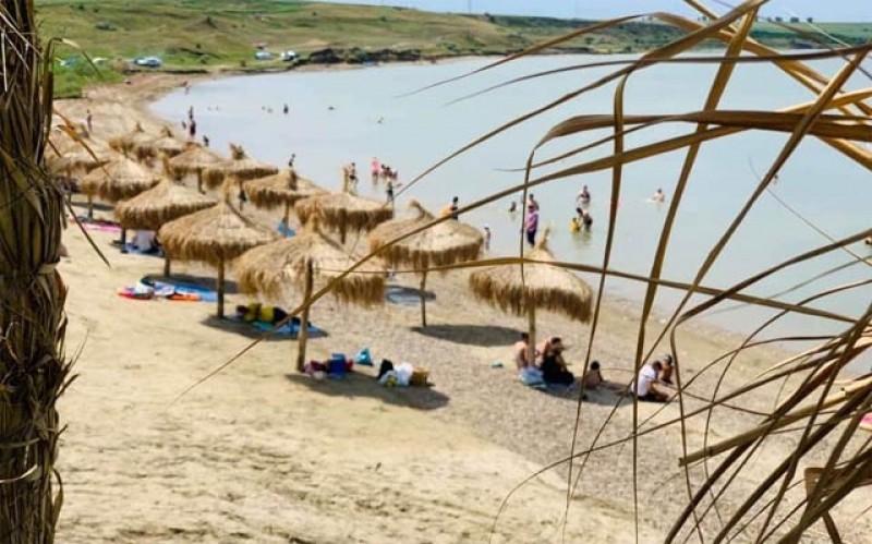 Plaja de la Stânca, Ștefănești, luată cu asalt de botoșăneni în acest week-end