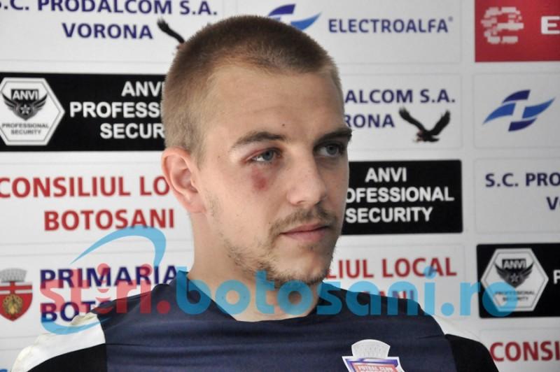 """Plamen Iliev, cu ochiul vânăt la conferinta de presa: """"Este un moment bun pentru a bifa prima victorie"""". Ce spune despre fotbalul romanesc!"""