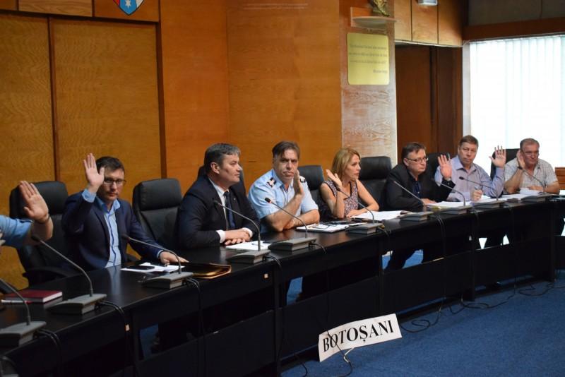 Plan de măsuri privind exploatarea lemnului, aprobat în Comitetul Local de Combatere a Bolilor!