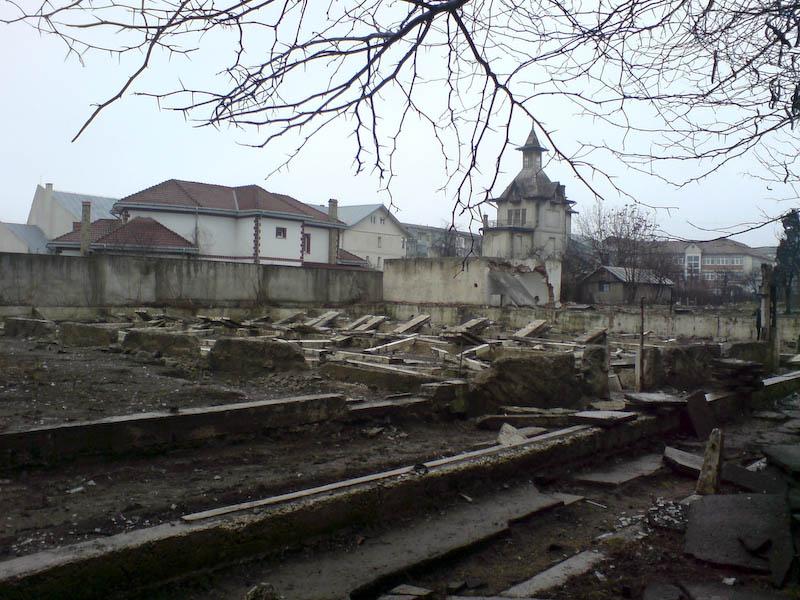 Planuri mari pentru Parcul Mihai Eminescu, dupa dezafectarea serelor!