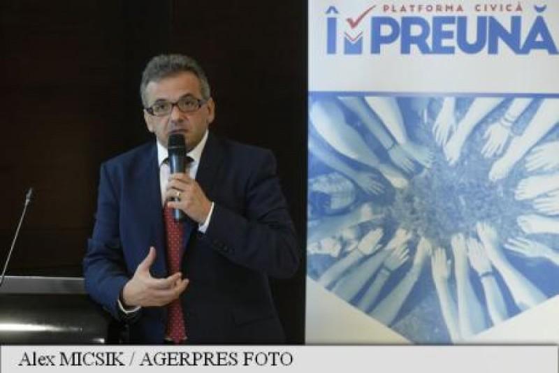 Platforma civică Împreună, lansată oficial; principalul obiectiv - susținerea referendumului pentru familie