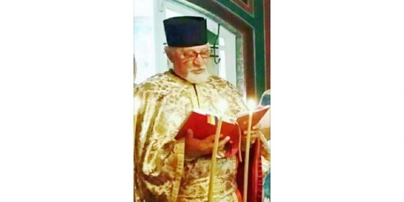 Plecarea la Domnul a Preotului Octav Perju