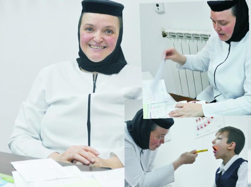 Plecată din Mănăstirea Voronei: Maica Paraschiva, medicul lui Dumnezeu - VIDEO