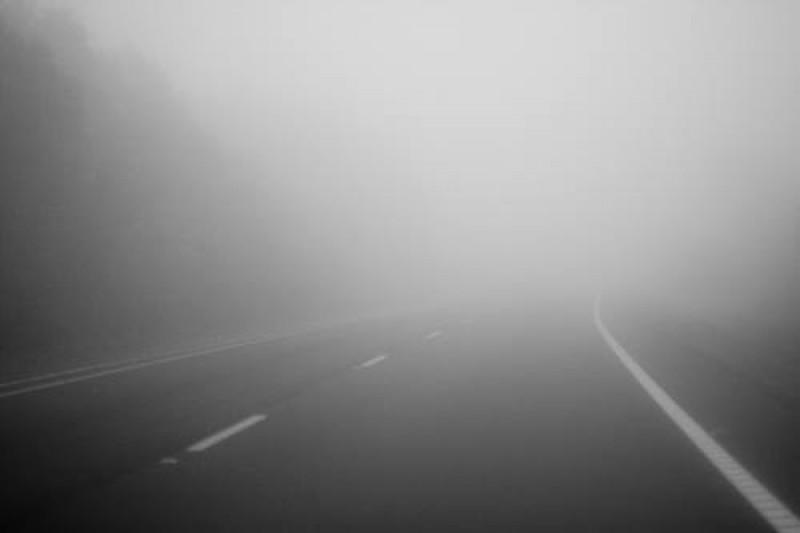 Ploi și ceață în Moldova. Cod Galben până la ora 11 în județul Botoșani!