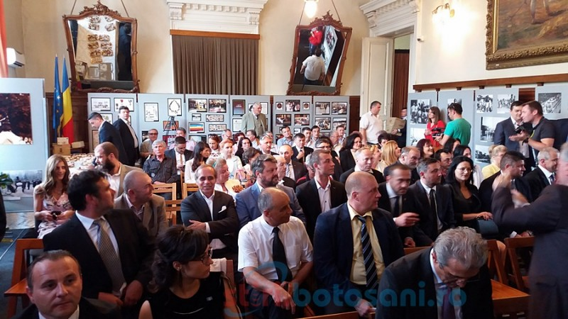 PNL 142: Aniversare liberală cu musafiri de seamă şi film documentar FOTO