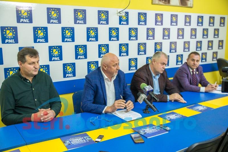 """PNL Botoșani: """"Minciuna este modul de gândire a PSD Botoșani"""""""