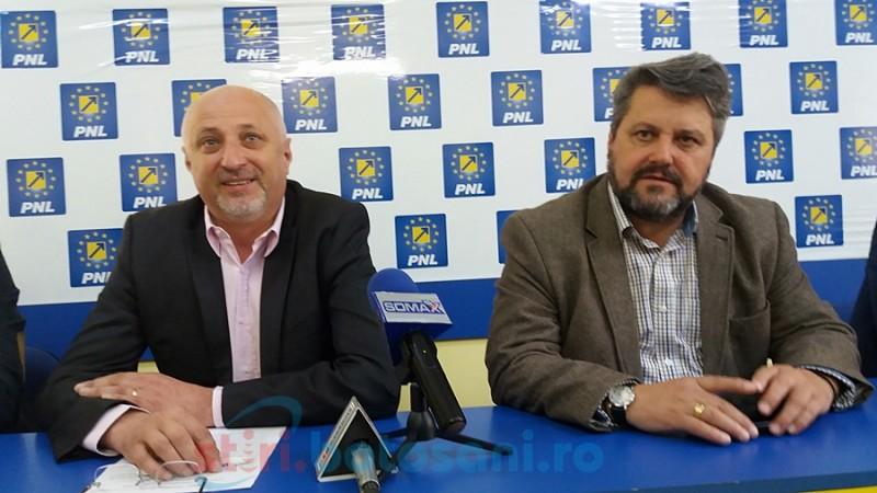 PNL Botoşani şi-a completat structura de conducere şi are un nou secretar general FOTO