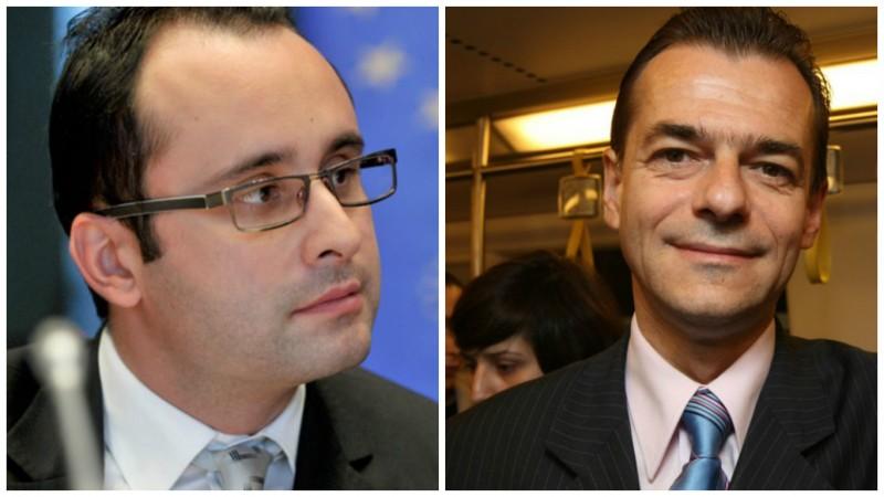 PNL îşi alege noul preşedinte. Şefia partidului, disputată de Ludovic Orban şi Cristian Buşoi