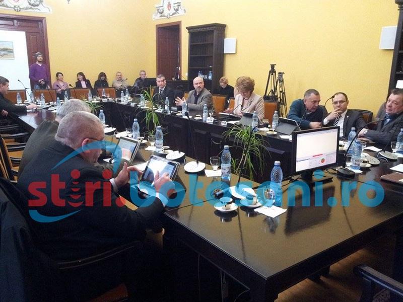 PNL îşi consolidează majoritatea în Consiliul Municipal