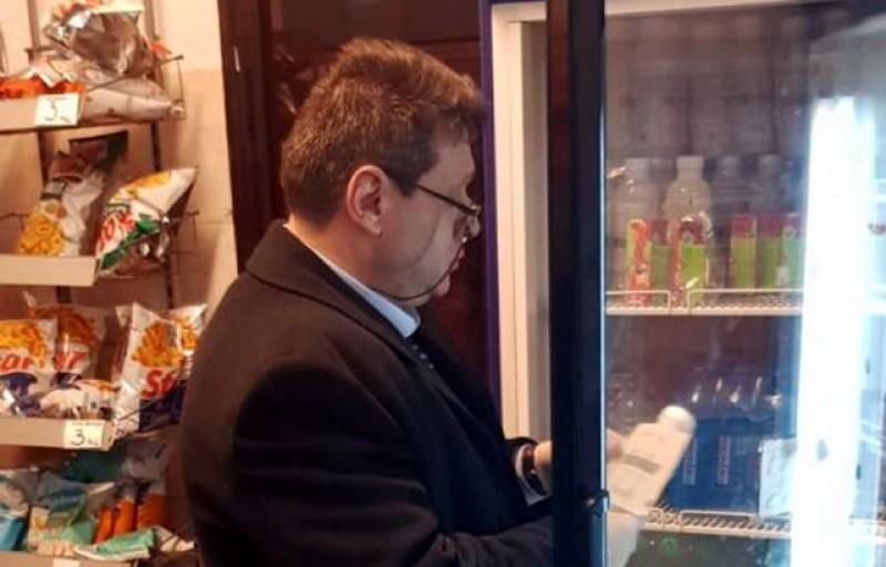 Poate de asta avea nevoie România: un cârciumar la conducerea Protecției Consumatorilor. Cozminsch a băgat spaima în patronii din toată țara