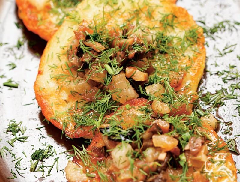 Poftă bună: Clătite cu cartofi
