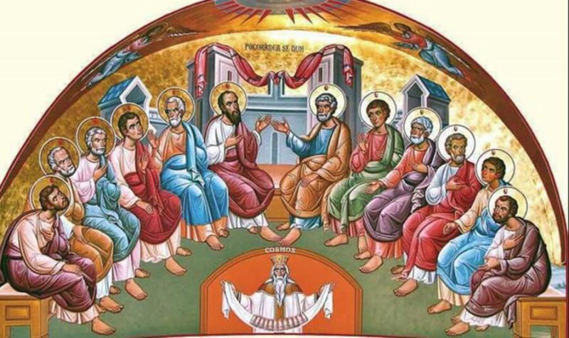 Pogorârea Sfântului Duh. Mitropolitul Bartolomeu Anania, predică la sărbătoarea Rusaliilor - VIDEO