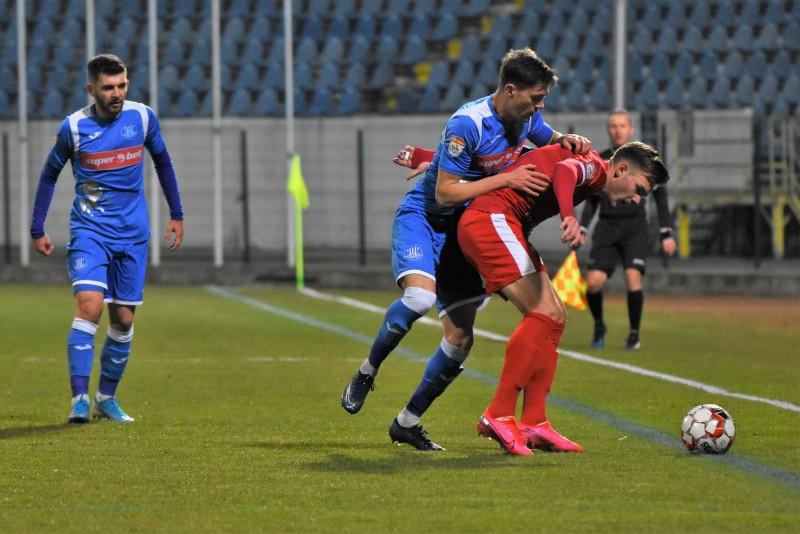Poli Iași - FC Botoșani 0-1! Victorie importantă în Derby!
