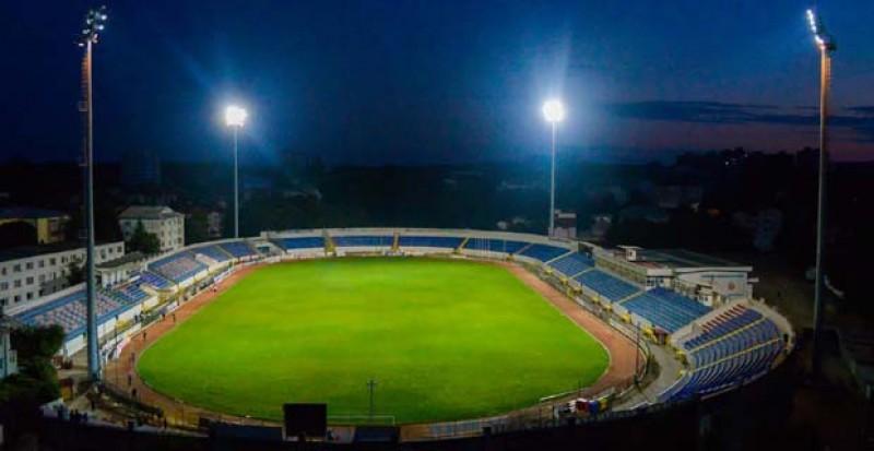Poli Iaşi va juca trei meciuri, considerate pe teren propriu, la Botoșani