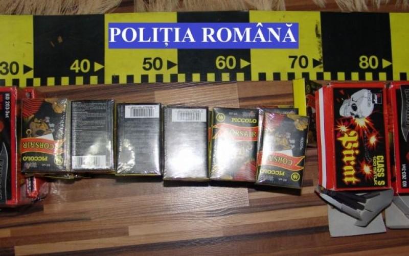 """Poliția Botoșani continuă până pe 9 ianuarie 2019 acțiunea """"Foc de Artificii""""!"""
