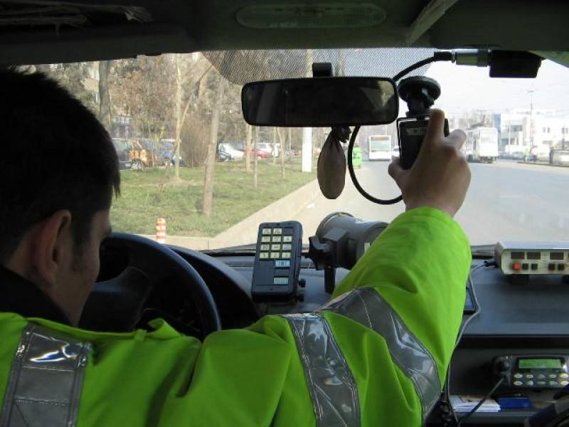 Politia Romana vrea sa cumpere radare performante