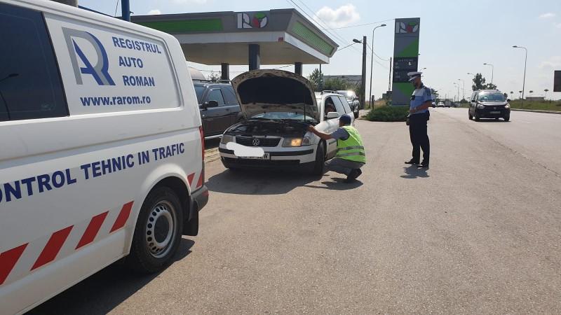 Poliția Rutieră și RAR continuă raziile de prevenire a accidentelor (video)