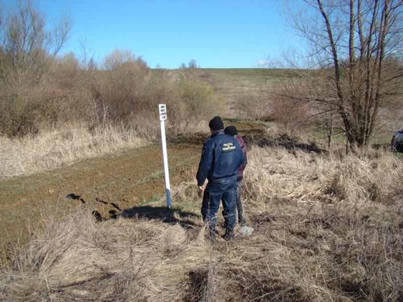 Polițist de frontieră din Botoșani, împușcat în timpul unei patrulări!