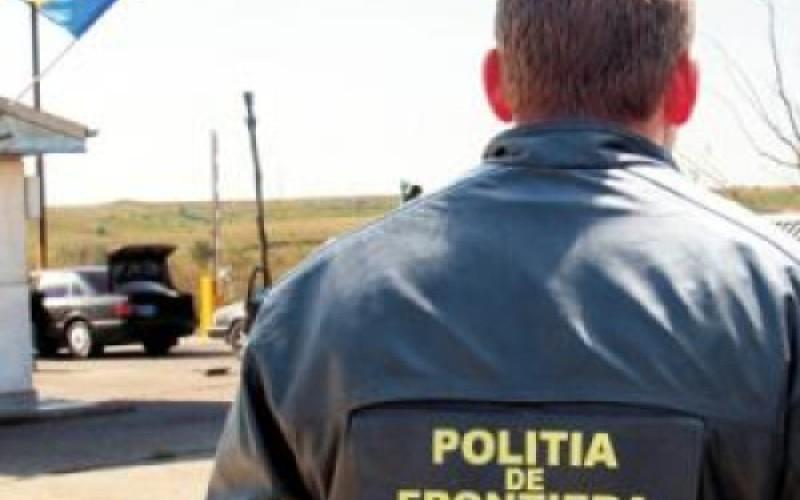 Polițiști de frontieră înjurați ca la ușa cortului de doi botoșăneni