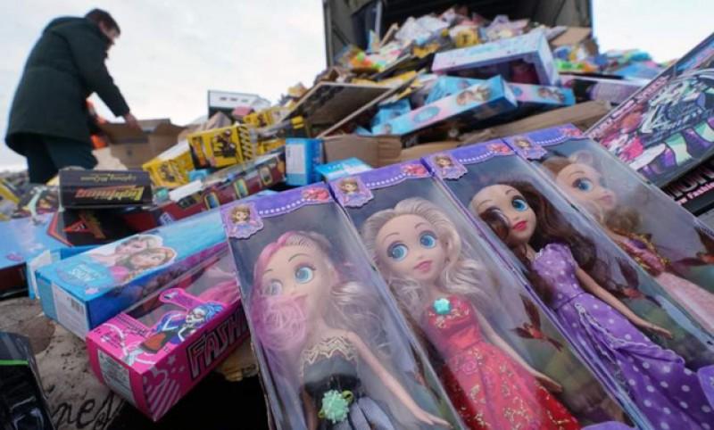 Polițiștii au dat iama în cei care vând produse contrafăcute la Botoșani