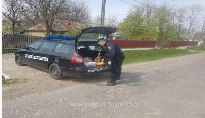 Polițiștii de frontieră botoșăneni, în misiune specială de Paști