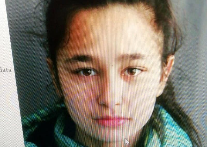 Polițiștii de la Botoșani caută o fată de 13 ani care a dispărut de acasă
