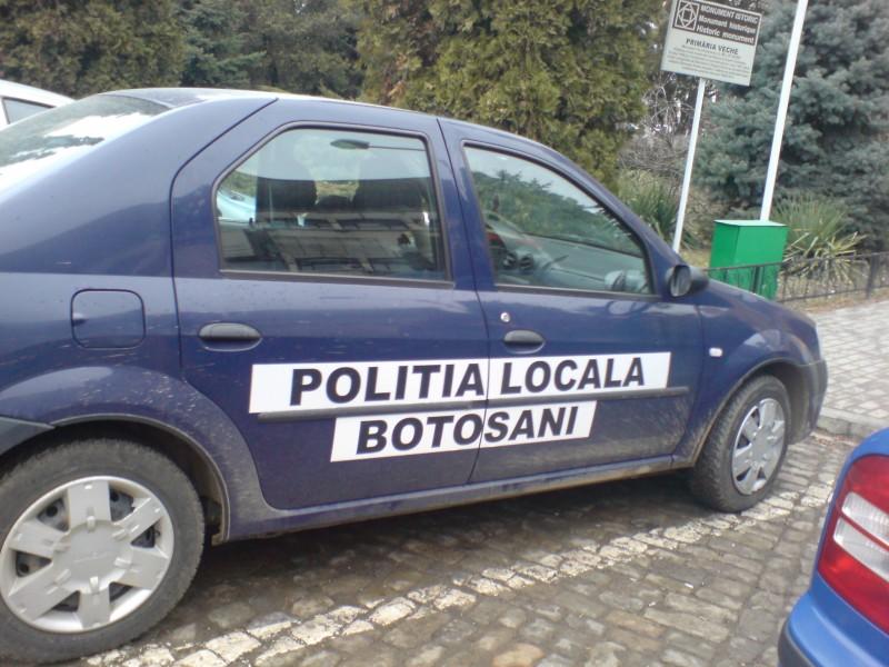 """Polițiștii locali din Botoșani NU se raliază grevei """"japoneze"""". """"Nu vom manifesta decât preocuparea pentru respectarea măsurilor de siguranță"""""""