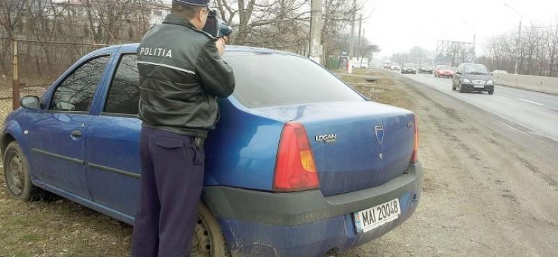 Polițiștii nu sunt de acord cu interzicerea radarelor neinscripționate: Radarele ascunse au scăzut drastic numărul accidentelor!