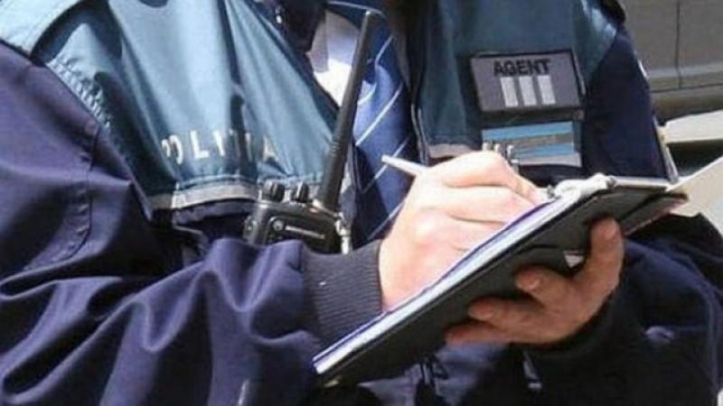 Polițiștii sunt în dispozitiv