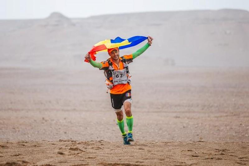 Pompier botoșănean plecat într-o nouă misiune extremă: Ultramaratonul Sahara Race 2017