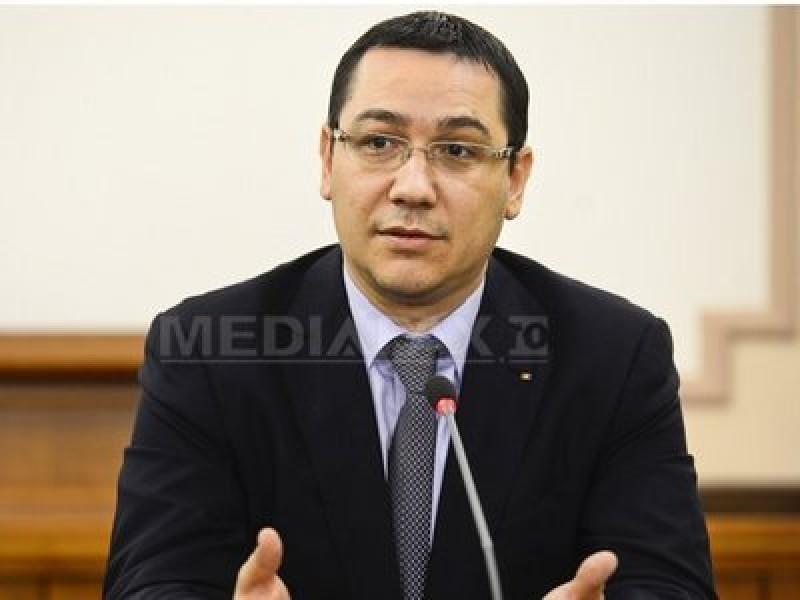 Ponta: Alegeri prezidenţiale şi europarlamentare la date apropiate, dar nu neapărat în aceeaşi zi