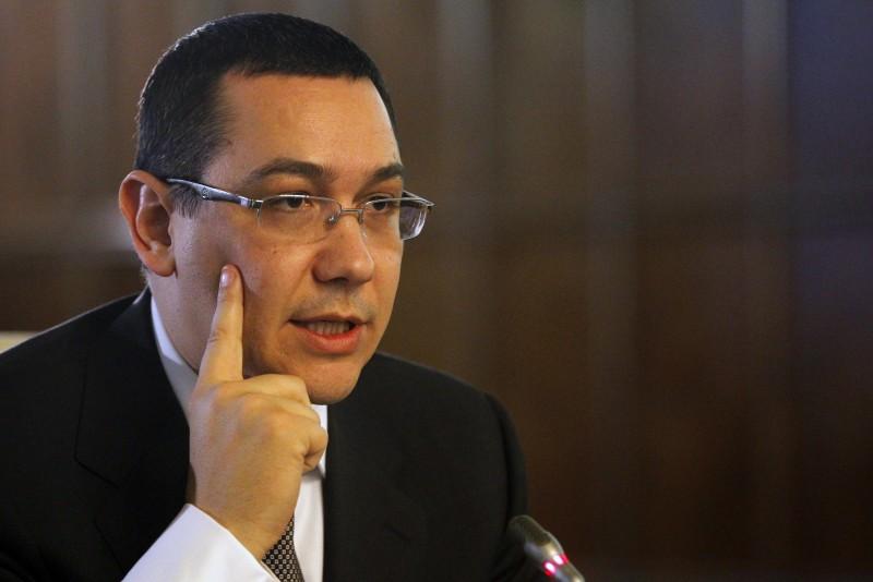 Ponta, ironic: Dacă Mihai Tudose are curaj acum poate salva PSD și Guvernarea!