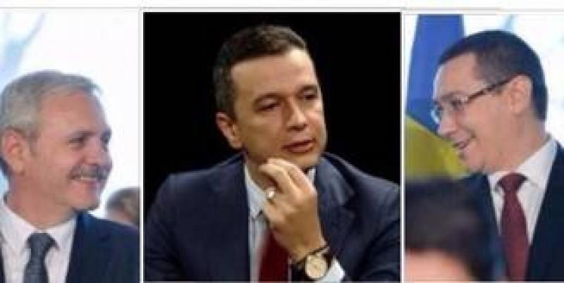 Ponta revine in Guvern. Grindeanu l-a numit secretar general!