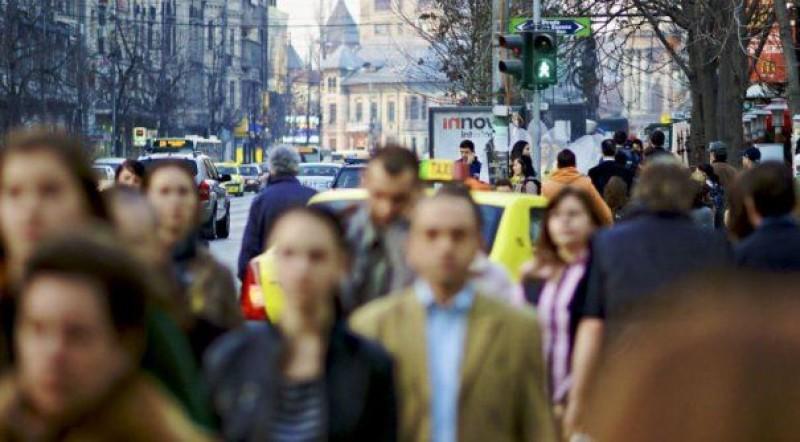 Populaţia României, la cel mai scăzut nivel din 1968