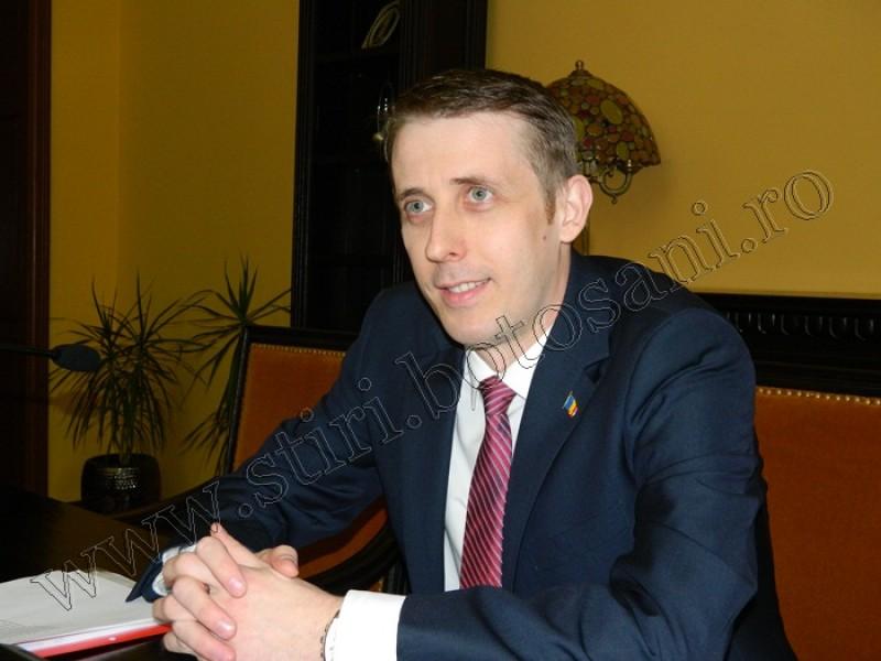 Portariuc anunta: A fost aprobat transferul terenului de la Armata la Primaria Botosani!