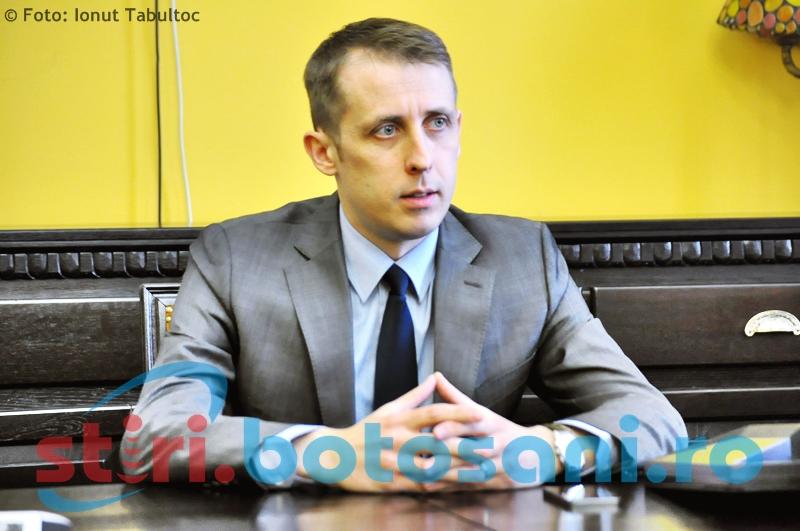 """Portariuc, despre declarația lui Flutur privind demiterea consilierului Mihai Rîznic: """"Dacă tăcea filozof rămânea!"""""""