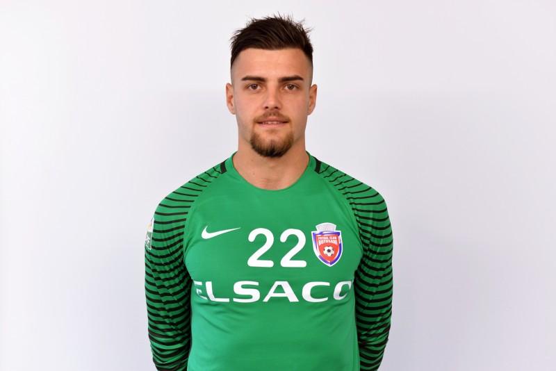 """Portarul """"rezerva"""" de la FC Botosani ar putea ajunge la Sepsi Sfantu Gheorghe!"""