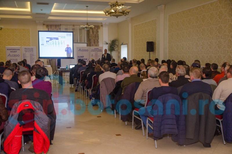 Portofoliul ISCUSIT Alcedo, prezentat la Botoșani