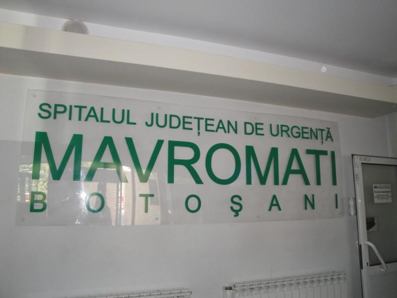 Post de director scos la concurs, la Spitalul Mavromati