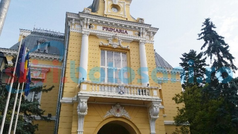 Post de inspector scos la concurs la Primăria Botoșani